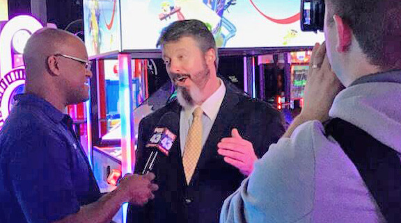 Dave and Buster's opens in Central PA
