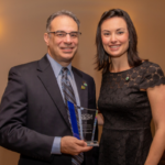 Kirsch Honored with Ernest R. McDowell Award