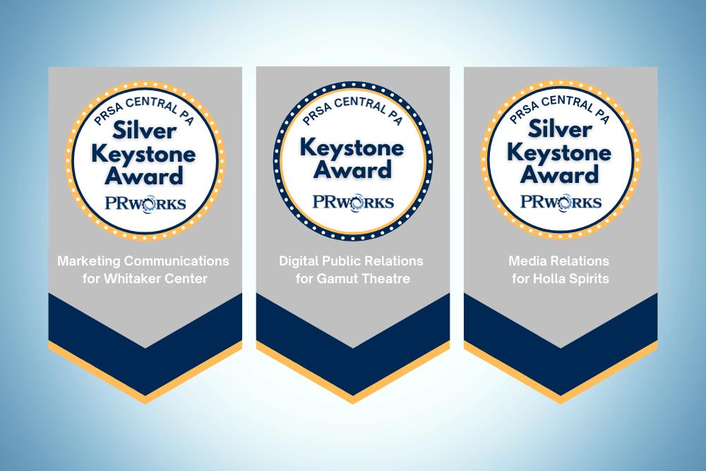 Three awards 2020 keystone feature image